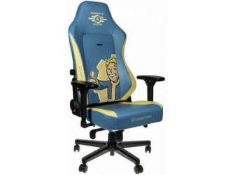 Игровое Кресло «Noblechairs HERO PU Leather Fallout Vault Tec Edition»